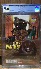 Black Panther #1 - CGC 9.6 Midtown Comics Variant - 1st Ta-Nehesi Coates Comic