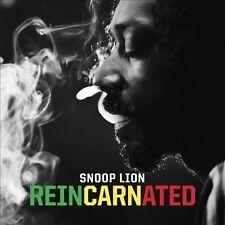 SNOOP LION - REINCARNATED ~ NEW / Sealed VINYL RECORD LP Snoop Dogg - La La La