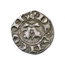 s1504) ANCONA Repubblica Sec. XIII-XIV Bolognino con Cavaliere Biaggi 41 Raro