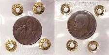 10 CENTESIMI 1919 APE REGNO D'ITALIA VITTORIO EMANUELE III Q.BB RARO #P439