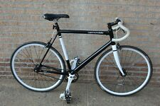 Cannondale Capo Track Single speed commuter pista messenger vintage CAAD5 surly