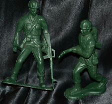 """4"""" Army Men Action Figures Figurines Toys Toy Story Lot of 2 Collection War"""