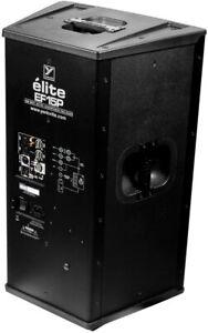 "Yorkville EF15P Elite 15"" 1200 Watt Active Loudspeaker"