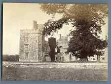 H. G. Inskipp, Tunbridge Wells, Penshurst Place (Kent) Vintage albumen print. Dr