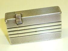 Pasque Paris solid silver Liftarm Lighter-briquet argent massif - 1950-France
