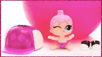 LOL Surprise LIL COZY BABE Series 2 Wave 1 VHTF Little Sisters Baby Doll Sealed!