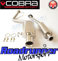 LX04 Cobra Sport Lexus IS200 Exhaust System Stainless Steel Cat Back Resonated