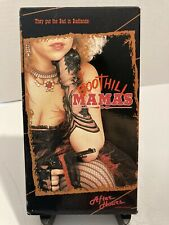 Boothill Mamas VHS After Hours Monterey rare western b-movie cowgirl action