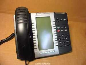 Mitel Networks 5340 IP Phone VoIP Phone - SIP, MiNet INCL HANDSET + STAND