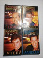 Saturday Night Live Lot of 4 Comedy DVDs - FREE SHIPPING!