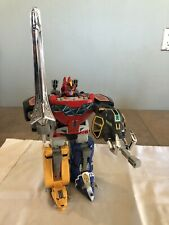 90?s Bandai Power Rangers Deluxe Megazord and Dragonzord with instructions