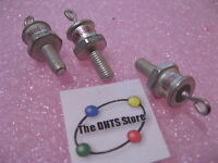 1N3880 Motorola Diode Rectifier 100V 6A Stud Type - NOS Qty 3