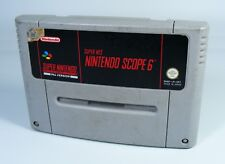 NINTENDO SCOPE 6 für Super Nintendo - B-Ware nur SNES Modul