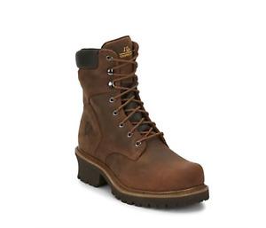 Chippewa Men's Steel Toe Electrical Hazard Work Boot 55026