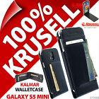 Krusell Kalmar WalletCase Wallet Case Folder Flip for Samsung Galaxy S5 Mini