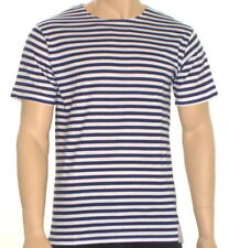 Unbranded Cotton Striped T-Shirts for Men