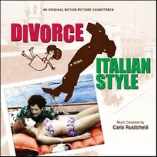 Carlo Rustichelli: Divorce Italian Style (New/Sealed CD)