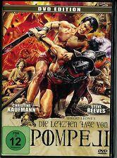 DVD - Die letzten Tage von Pompeji