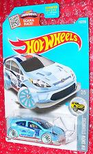 2016 Hot Wheels Snow Stormers '12 FORD FIESTA  #157  DHX33-D9B1J