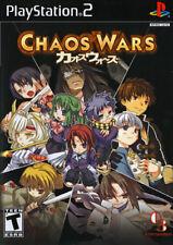 Chaos Wars PS2 New Playstation 2