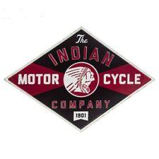 Indian Motorcycle Co Metal Vintage Style Metal Signs Man Cave Garage Decor 69