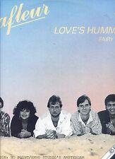 LAFLEUR love'shumming HOLLAND 1985  12INCH 45 RPM EX ( COVER vg+)