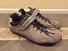 Specialized Womens Taho 6115-6241 MTB Shoes Body Geometry Cycling Sz US 10