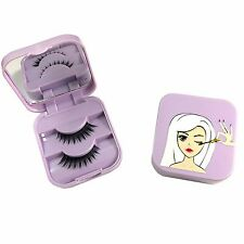 False Strip Eyelash Mini Travel Case Lash Storage Box Organizer Container