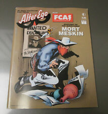 2003 ALTER EGO Magazine #24 VF+ TwoMorrows Mort Meskin Dave Cockrum X-Men