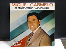 MIGUEL CARMELO La grande évasion FX451364M DEDICACE