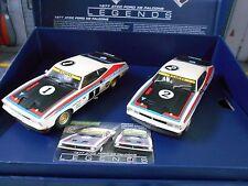 SET 2x Ford Falcon XB Touring Car ATCC 1977 1+ 2 Slotcar Slot Scalextric 1:32