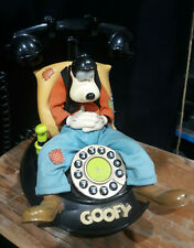 Goofy Telefon Walt Disney, Vintage, Rarität, exclusively Superfone Holland