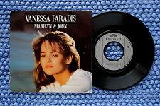 VANESSA PARADIS / SP POLYDOR 887 640 - 7 / Verso 4 * / 1988 ( F )