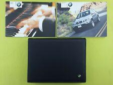 BMW X5 (2000 - 2003) Owners Manual / Handbook + Audio Guide + Wallet