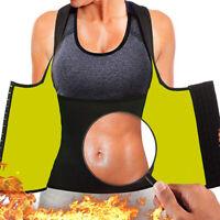Women Waist Trainer Corset Girdles Slimming Belt Body Shapers Belly Vest #JT1