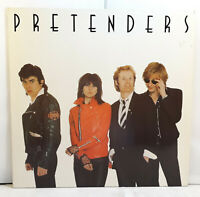 PRETENDERS I S/T SAME OMONIMO 1979 MINT ORIGINAL vinyl record LP disco vinile