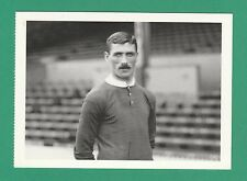 FOOTBALL  -  POST OFFICE POSTCARD -  BILLY  MEREDITH OF MANCHESTER  CITY  &  UTD