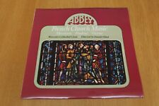 Vinyl LP - Worcester Cathedral Choir - French Church Music - Abbey LPB 780
