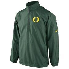 "Nike Oregon Ducks Lockdown Half Zip Jacket GR *Free Shipping in USA* ""XXL/3XL"""