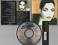 Melba Moore CD SOUL EXPOSED 1990 Japan TOCP-6267 Funk Soul Capitol - 11-track