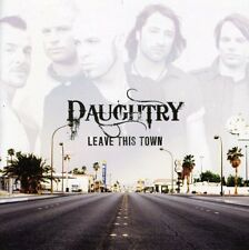 Daughtry - Leave This Town - Daughtry CD 5MVG The Cheap Fast Free Post