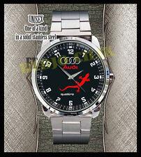 2014 Audi A5 2 door Coupe Man Quattro Premium Sport Metal Watch