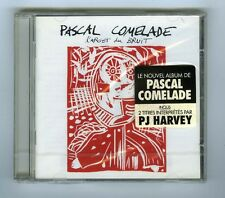 CD (NEW) PASCAL COMELADE L'ARGOT DU BRUIT (PJ HARVEY)