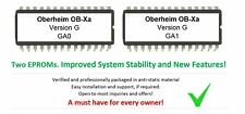 Oberheim OB-Xa - Revision. G Firmware Eprom OS Update for OBxa Synthesizer