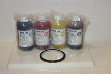 Kit - Sublimation ink 4 X 100ml, Sublimation paper, tape thermo resistant.