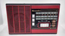 Merenda Full Band Radio Mp3 Player Mr-K36Ur