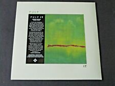 PULP-  IT - WHITE VINYL -NEW
