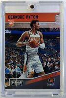 2018-19 Panini Chronicles Playoff Blue Deandre Ayton Rookie RC #173, #'d /99