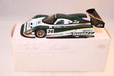 Starter Jaguar XJR 14 No 36 Green resin hand built kit perfect mint in box
