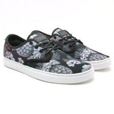 de9f4b7a44f4fa VANS Ludlow (3D Aloha) Negro Blanco De Hombre Zapatos De Skate VN 000